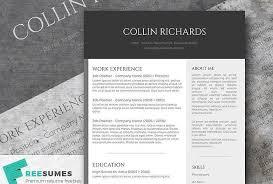 Free Elegant Resume Templates Free Elegant Resume Templates 15 Free Elegant Modern Cv Resume
