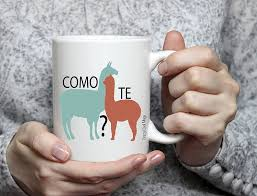 amazon com funny spanish animal coffee mug by crazy cool mugs