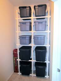 pvc pipe shelves for the diy er in all of us channeling my ocd
