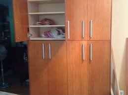 kitchen room wood pantry cabinets furniture mondeas