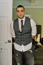 the vest makes a comeback in men u0027s fashion look good in one