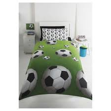 Tesco Bedding Duvet Buy Tesco Football Balls Duvet Set Single From Our Children U0027s