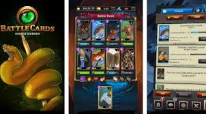 tcg android battle cards savage heroes tcg mod apk