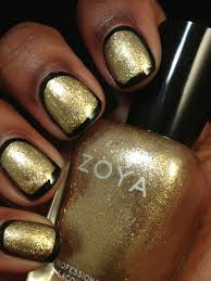 sparkly new year u0027s nail art perfect for celebrating more com