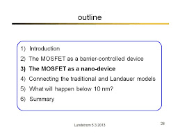 nanohub org resources from lilienfeld to landauer