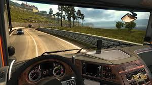 gaming setup simulator how u0027euro truck simulator 2 u0027 may be the most realistic vr driving game
