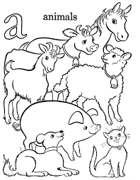 old macdonald had a farm coloring pages coloring home