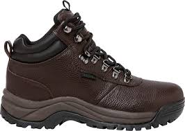 propet s boots canada propet cliff walker boot bronco brown shoes hiking boots m