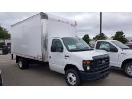 ford e series box truck ford trucks for sale with bodies 275 listings page 1 of 11