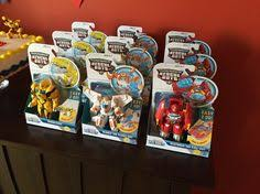 Rescue Bots Favors by Transformers Rescue Bots Themed Heatwave Made From Poster