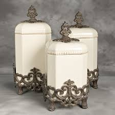 silver kitchen canisters kitchen canisters with metal base rapflava