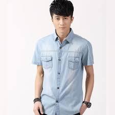 cheap best mens denim shirt find best mens denim shirt deals on