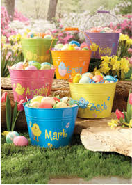 personal easter baskets easter special personalized easter baskets from 10 at walmart