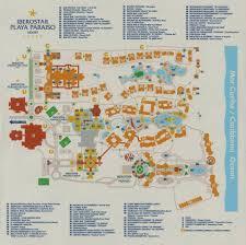 Riviera Maya Map Iberostar Paraiso Maya Resort Map Image Gallery Hcpr