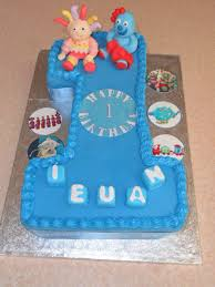 Soft Blue Color Birthday Cakes Images Extraordinary Birthday Cake For 1 Year Old