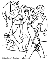 coloring page elf cool elf coloring pages az coloring pages