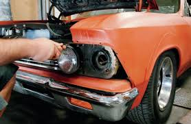 hid lights for classic cars how to install modern halo style headlights on a classic chevelle