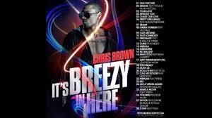 chris brown it s breezy in here mixtape