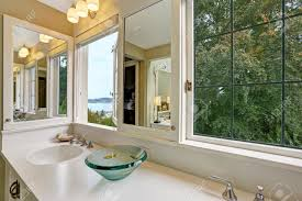 Mirror Bathroom Vanity Cabinet by White Bathroom Vanity Cabinet With White Counter Top Cabinets