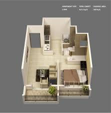One Bedroom Apartment Plans Modern Urban House Plans Katinabags Com Picture With Stunning