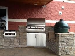 fire magic u0026 big green egg outdoor kitchen by fine u0027s gas