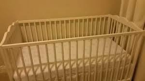 Ikea Convertible Crib Ikea Hensvik Crib Assembly And Review