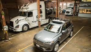 photo gallery a look at technologies built into the volvo trucks uber u0027s self driving cars start picking up passengers in san