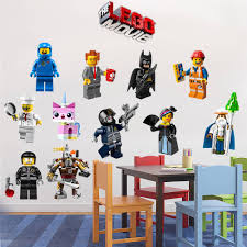28 lego wall sticker lego wall sticker house made of lego lego wall sticker lego movie 11 characters decal removable wall sticker home