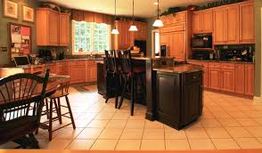 Mobile Island Kitchen Kitchen Cabinets Granite Kitchen Backsplash Tiles Dark Red