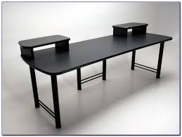 Desk For Dual Monitor Setup Desk Home Design Ideas