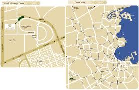 doha qatar map grand heritage doha hotel and spa doha qatar asiatravel com