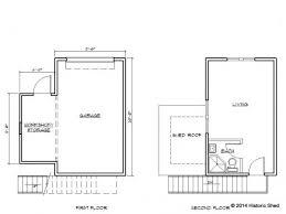 Garage Floor Plans With Loft 52 Best Garage Apartment Plans Images On Pinterest Garage