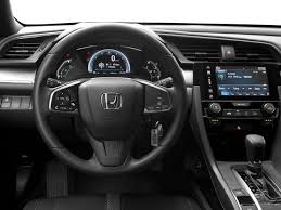 inside of a honda civic 2017 honda civic hatchback ex in franklin tn honda civic