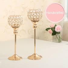 Cheap Gold Centerpieces by Online Get Cheap Gold Wedding Centerpieces Aliexpress Com