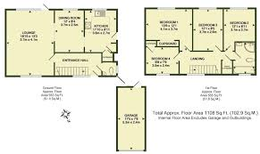Sq 51 by 4 Bed Detached House For Sale In Church Road Wootton Bedford