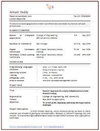 What Should Be Resume Name Resume Title For Fresher Resume Title