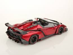 grey lamborghini veneno lamborghini veneno roadster 1 18 mr collection models