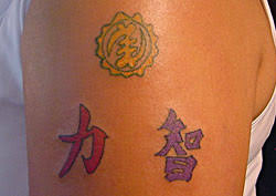 adinkra symbols of africa tattoos