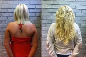 glue in extensions based at hanley stoke on trent staffordshire beauty