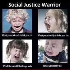 Justice Meme - social justice warrior meme abc news australian broadcasting