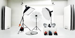 Photography Studio White Room Studio