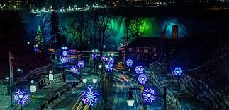 winter festival of lights niagara falls events