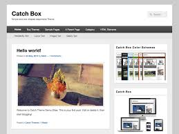 Best Website Color Schemes by Catch Box U2014 Free Wordpress Themes