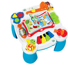 infant activity table toy play