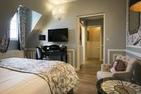 photo chambre luxe chambre luxe le grand monarque hotel chartres