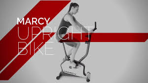marcy magnetic upright cycle ns 1201u youtube