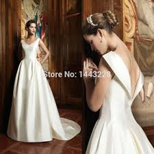 Vintage Inspired Wedding Dresses The 25 Best Boat Neck Wedding Dress Ideas On Pinterest Wedding