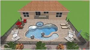 Pool Design Software Free by Beautiful 3d Pool Design Software Images Decorating House 2017
