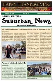 Kitchen Express Brockport Suburban News North Edition November 20 2016 By Westside News
