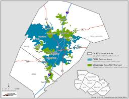 Austin Area Map by Serving More Central Texans With An Integrated Transit System